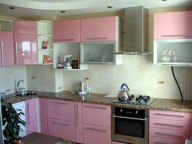 Кухня эмаль №7