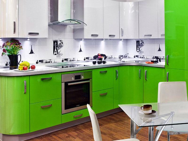 Кухня эмаль Жасмин