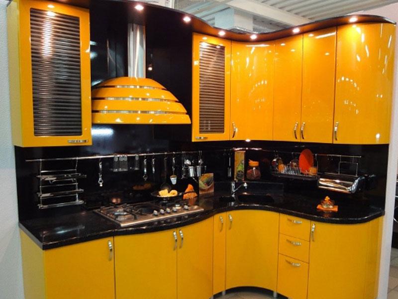 Кухня эмаль Роксолана