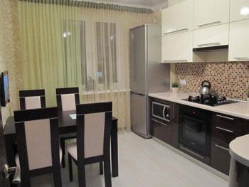Кухня «Эмаль 4»