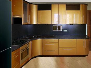 Кухня «Эмаль 10»