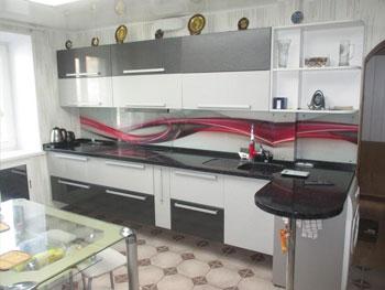 Кухня «Эмаль 12»