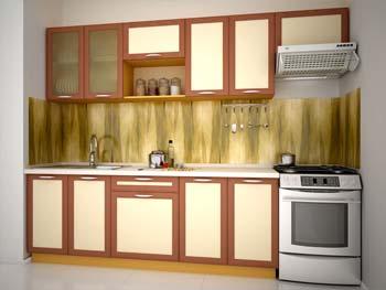 Кухня эконом «Миранда»