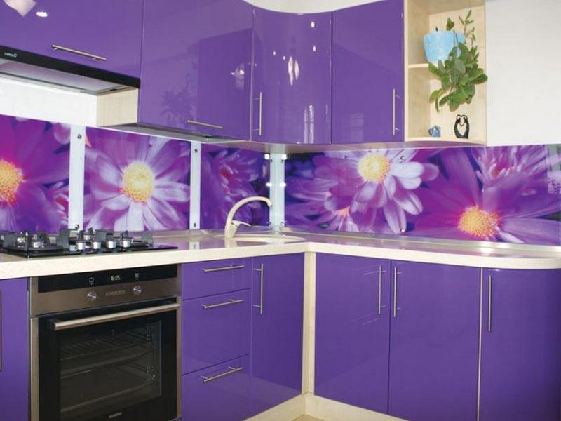 Кухня с фотопечатью Анфиса
