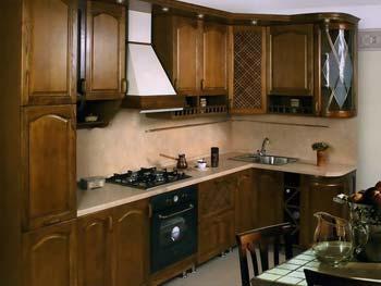 Кухня «Массив №1»