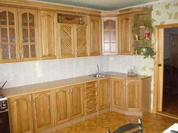 Кухня «Массив №2»
