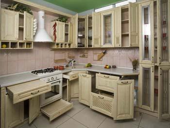 Кухня «Массив №3»