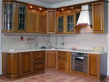 Кухня «Массив №5»