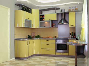 Кухня пластик «Юлия»