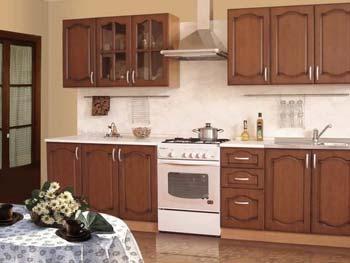 Кухня ПВХ «Франческа»