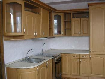 Кухня ПВХ «Грация»