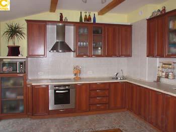 Кухня рамочная «Рам4»