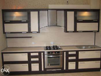 Кухня рамочная «Рам6»