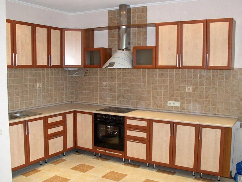 Кухня рамочная №1