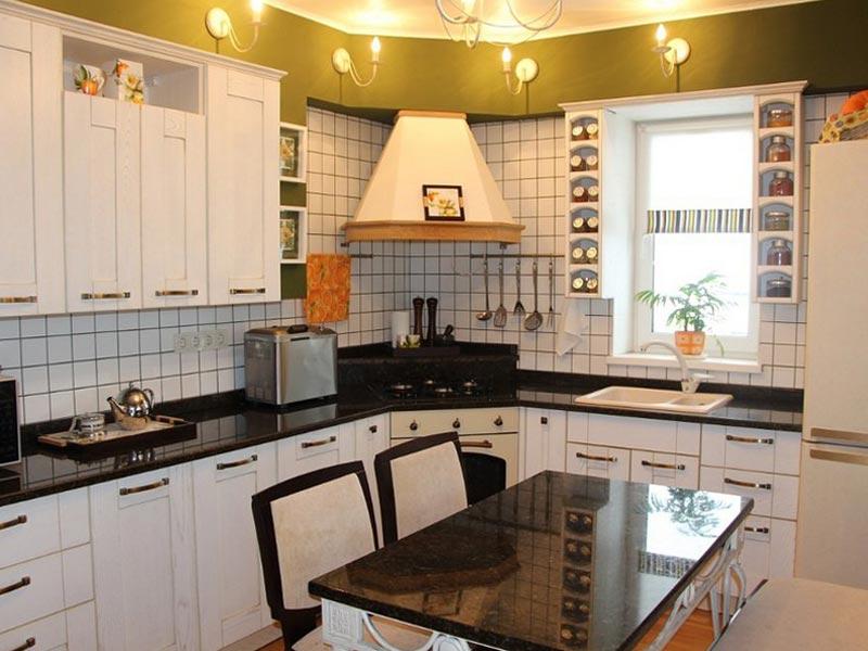 Кухня рамочная №11