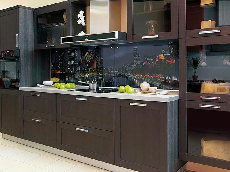 Кухня рамочная №2