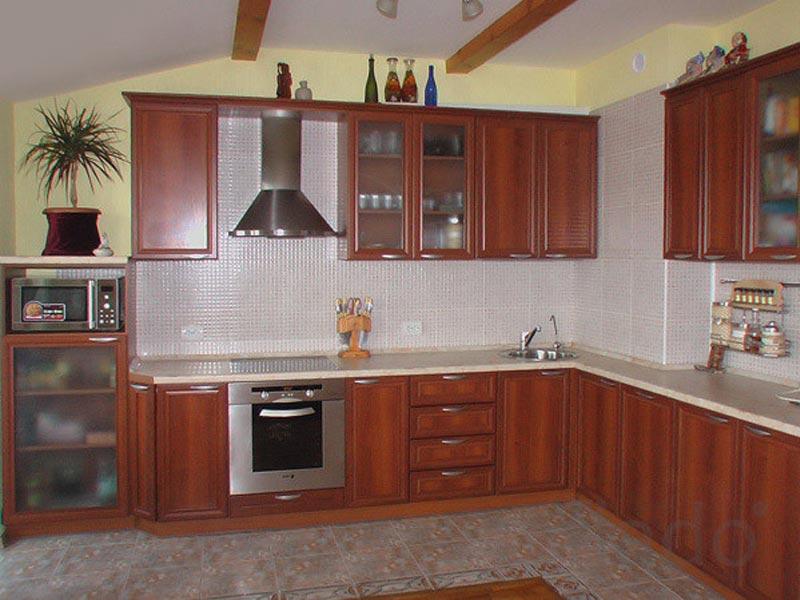 Кухня рамочная №4