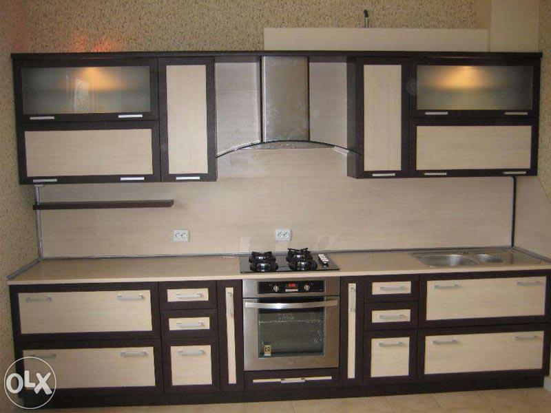 Кухня рамочная №6