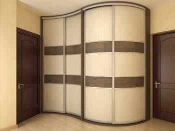 Радиусный шкаф «Феликс»