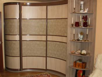 Радиусный шкаф «Алекс»