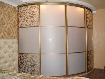 Радиусный шкаф «Лоренс»