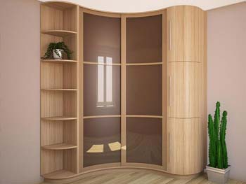 Радиусный шкаф «Антонио»