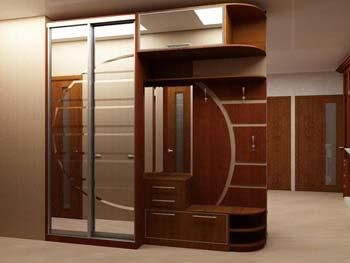 Шкаф в прихожую «№2»