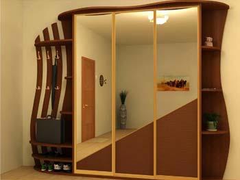 Шкаф в прихожую «№5»