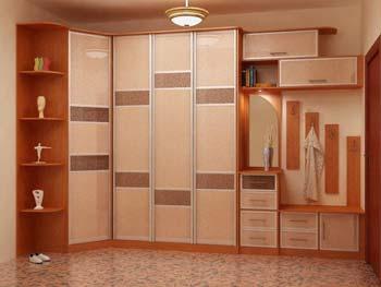 Шкаф в прихожую «№6»