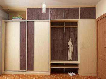 Шкаф в прихожую «№7»
