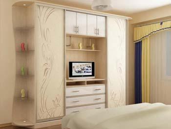 Шкафы в спальню «№1»