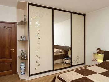 Шкафы в спальню «№2»
