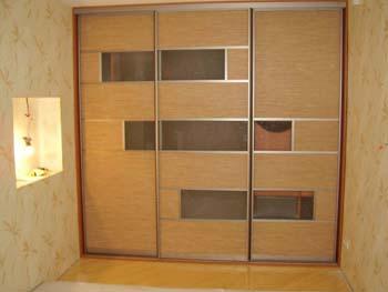 Встроенный шкаф купе «№8»